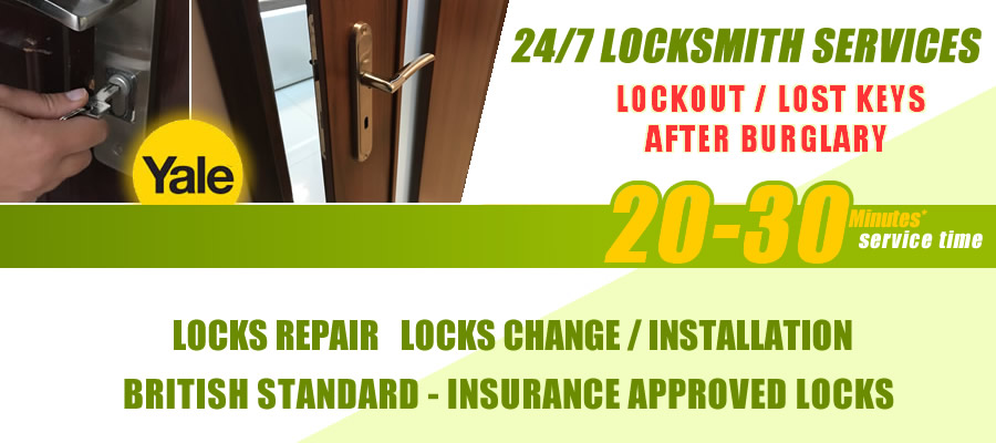 Ilford locksmith services